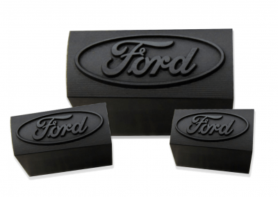 Graphite Electrodes Ford Logo