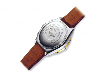 Engravings on Watch